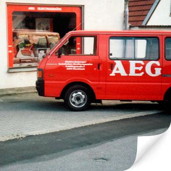 Chronik Firma Elektro Amberger Viechtach